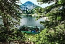 Photo of The Lawson Camping Hammock